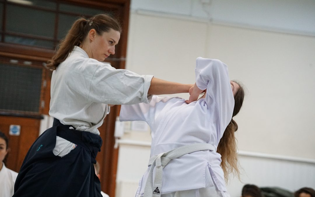 A beginners thoughts on starting Aikido